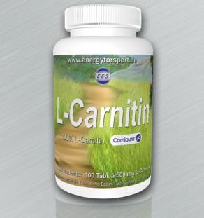 L-Carnitin zum abnehmen und beim Sport