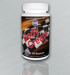 BodyCreate das Abnehm- und Diätprodukt von EFS