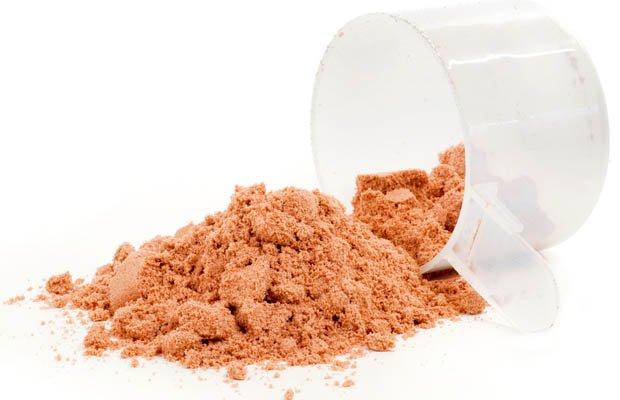 Lohnherstellung von Casein und Whey Protein-Pulver
